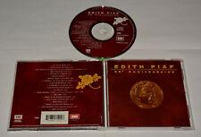 Edith Piaf: 30th Anniversaire by Edith Piaf (CD,1993, EMI ) FRENCH