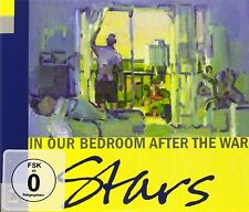 Stars - In Our Bedroom, After The War LIMITED EDITION (CD+DVD) CITY SLANG  OVP