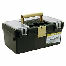 Sea Fishing Tackle Bait Tool Tough Box Organiser Compartment Tray Carry Case