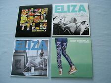ELIZA DOOLITTLE job lot of 4 promo CDs Big When I Was Little Skinny Genes