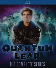 QUANTUM LEAP THE COMPLETE SERIES New Sealed Blu-ray Seasons 1 - 5 1 2 3 4 5