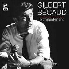 Becaud,Gilbert - Et Maintenant - 50 große Erfolge - CD
