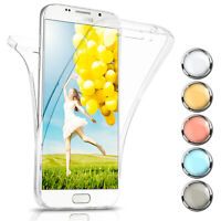 360 Degré Complet Etui Coque pour Samsung Galaxy A5 2016 Silicone Full Mince