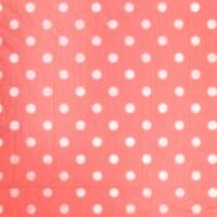 Pink Polka Dot Party Tablecloth Table Cloth Cover 182x137cm Wedding BBQ