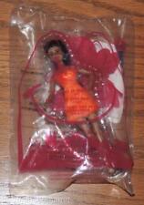 MIP 2011 LE BARBIE-A FAIRY SECRET #4 DOLL ORANGE DRESS McDONALD'S HAPPY MEAL TOY