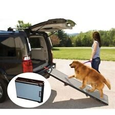 Pet Gear Tri-Fold Large Small Dog Pet SUV Car Ramp Capacity up to 200 lbs.