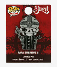 Funko Pop! Rocks Ghost Papa Emeritus Ii Enamel Pin New