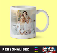 Personalised mug CUSTOM CUP Made in uk FREE SHIPPING wholesale mugs low cost mug