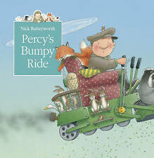Tales From Percy's Park, Percy the Park Keeper: PERCY'S BUMPY RIDE Nick Butterwo