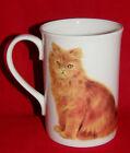 BN Fine Bone China Boxed Cat Mug, Cat Gift, Cat Cup, Pet Gift, Cat Gift Mug