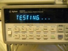 Aglilent / HP 33120A 15 MHz Function / Arbitrary Waveform Generator