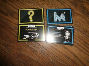 Monopoly Empire Game Parts - Chance &  Empire Cards - French or English
