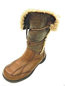 Blondo Waverly Hi Womens Brown Boots Size 6.5 USA.