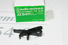 Audio Technica AT-8411 Croc clip assembly can use on TOA 10mm Genuine Audio Tech
