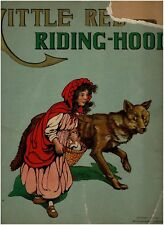 Little Red Riding-Hood1912Softcover