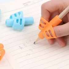 3Pc Children Pencil Holder Pen Writing Aid Grip Pencil Correction Tools Supplies