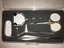 FLY FISHING TYING TOOL KIT- Brand New - Aussie Seller