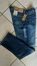 Polo Ralph Lauren Hampton Relaxed Straight Distressed Jeans 42 x 32 NWT $125