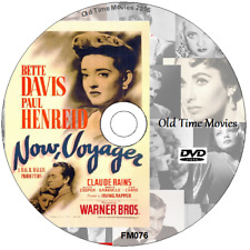 Now, Voyager - Starring Bette Davis  & Paul Henreid Movie on DVD 1942