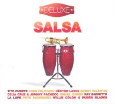 Collection Deluxe Series-Salsa (Importación USA) CD NUEVO