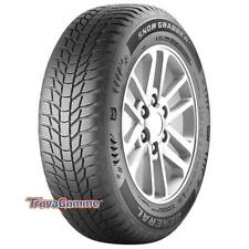 KIT 4 PZ PNEUMATICI GOMME GENERAL TIRE SNOW GRABBER PLUS M+S FR 235/70R16 106T