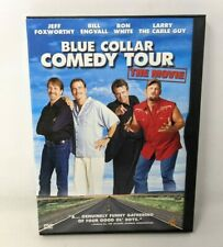 Blue Collar Comedy Tour The Movie (DVD, 2003, Standard) Jeff Foxworthy FP20