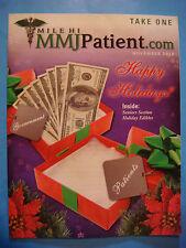2010 MAGAZINE ~*~ MILE HI MMJ PATIENT ~Holiday Edibles ~ Marijuana & Meningitis