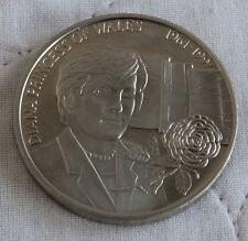 Diana Princesa de Gales 40mm Medalla Conmemorativa Memorial