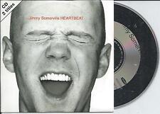 JIMMY SOMMERVILLE - heartbeat CD SINGLE 2TR EU CARDSLEEVE 1995