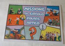 CINO E FRANCO: Missione al circolo polare artico (CLUB ANNI TRENTA GIORNALIERO)