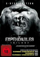 The Expendables Trilogy  [3 DVDs] (2016)
