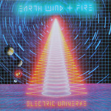 "Vinyle 33T Earth, Wind & Fire  ""Electric universe"""