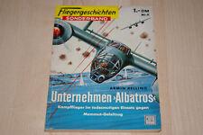 Fliegergeschichten Sonderband Nr. 6  *Unternehmen Albatros*  Z:2-3 Landser