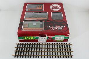 8520/24- LGB Stratset Bauzug 20530 mit Diesellok inkl OVP und 60cm Gleise
