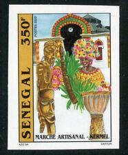 TIMBRE AFRIQUE SENEGAL / NEUF NON DENTELE N° 1620 ** MARCHE ARTISANAL KERMEL