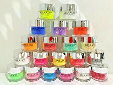 Kiara Sky GLOW IN THE DARK Nail Dipping Powder You Choose Colors