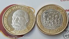5 euro 2016 FINLANDIA Suomi Finland Finnland FINLANDE Stahlberg Presidente