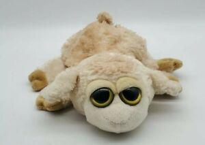 Caltoy Sheep Glove Hand Puppet Big Eyes Plush Teachers Preschool Stuffed Toy