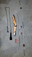 New listing Samick Polaris Recurve Archery Bow + Accessories -- Excellent Condition