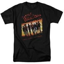 The Warriors t-shirt 1 gang 9 members retro 70's cult classic graphic tee PAR113