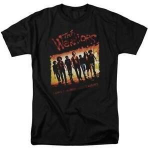 The Warriors t-shirt 1 gang 9 members retro 70s cult classic graphic tee PAR113