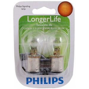 Philips 1157LLB2 Long Life Tail Light Bulb for 23337 30184 BP1157LL jw