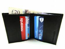 Portadocumenti da uomo porta carte di credito nero