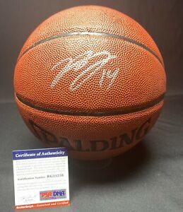 Brandon Ingram Signed New Orleans Pelicans Basketball PSA RG15256