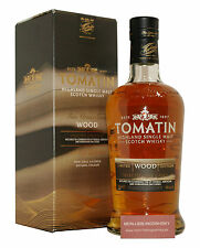 Tomatin Wood Limited Edition 46,0% vol. - 0,7 Liter