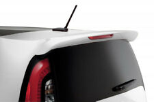 2014-2019 Kia Soul Rear Spoiler Painted Code 1D Clear White B2F34-AB1001D OEM