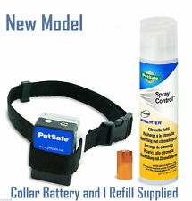 INNOTEK PETSAFE SPRAY ANTI BARK STOP CITRONELLA DOG BARKING CONTROL COLLAR