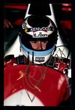 Mika Häkkinen Foto Original Signiert Formel 1 Weltmeister +G 18452