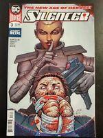 The SILENCER #3 (2018 DC Universe Comics) ~ VF/NM Comic Book