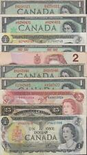 10 Banknotes from the Canada